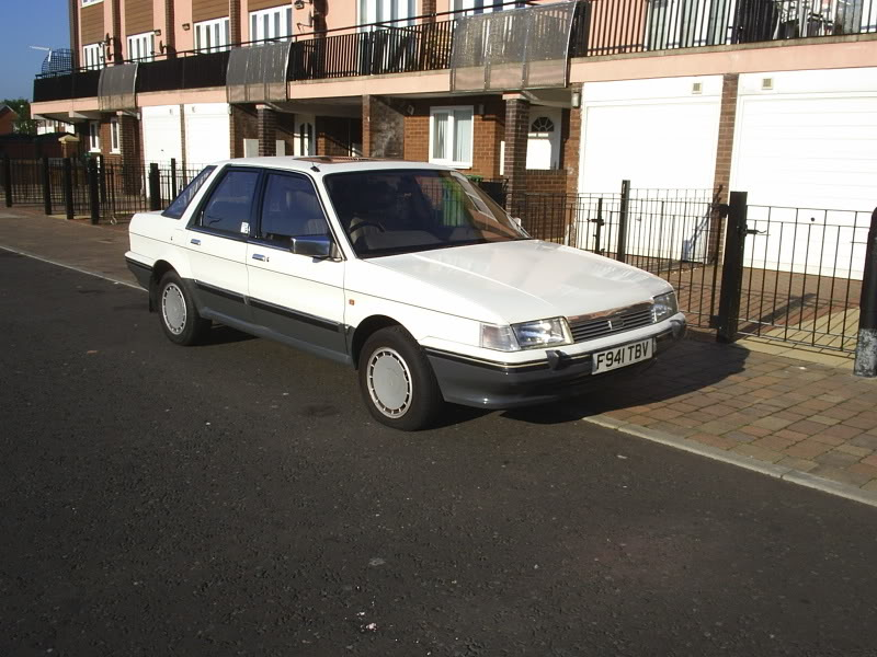 Austin Montego: Information about model, images gallery and ...