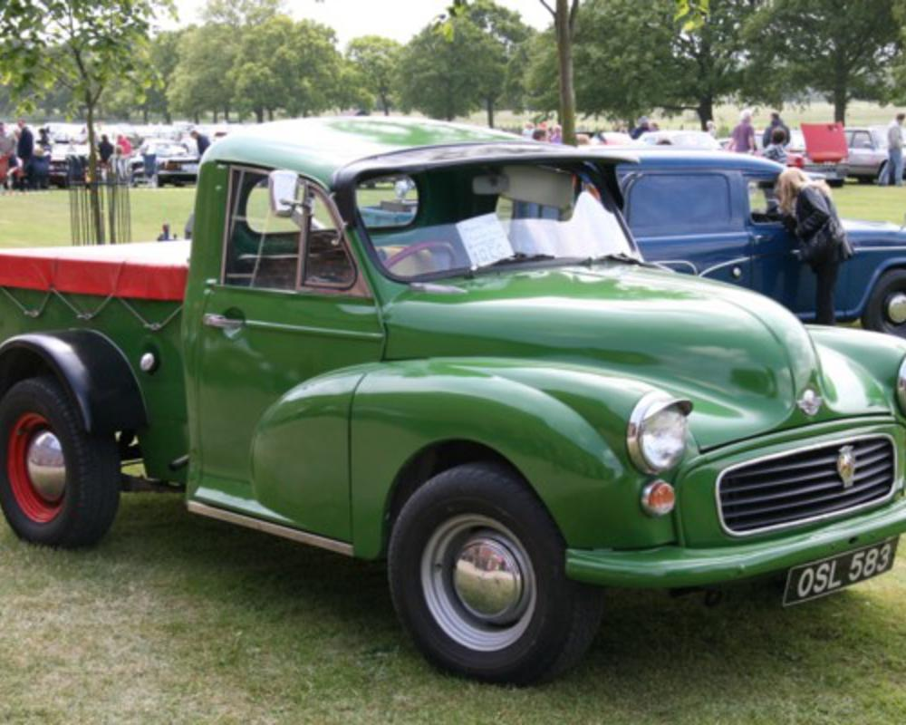 Classic Car Show at Burton Constable Hall