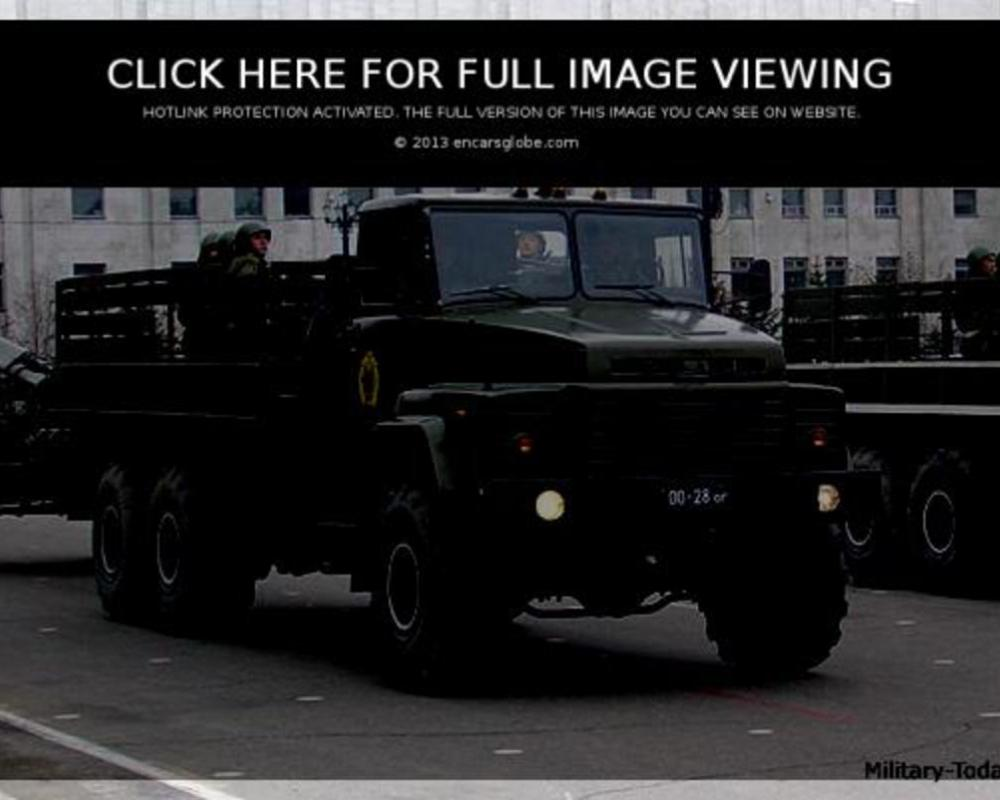 KrAZ 260 V: Photo gallery, complete information about model ...