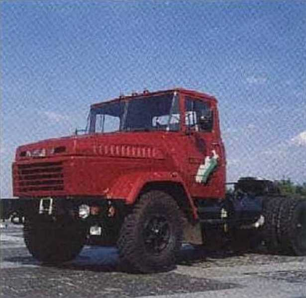 KrAZ 6444: Photo gallery, complete information about model ...