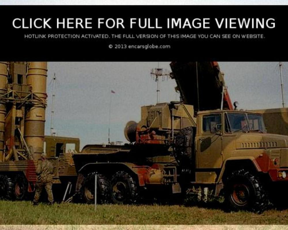 KrAZ 260 Photo Gallery: Photo #08 out of 11, Image Size - 640 x 480 px