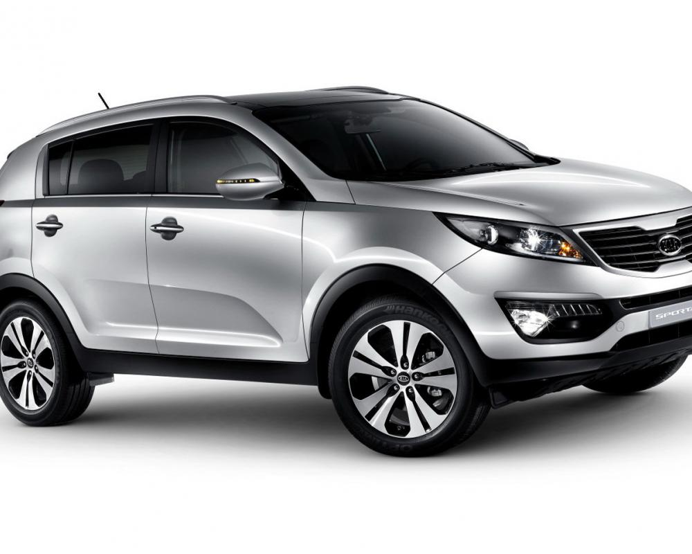 Kia Sportage 2.4l Gas 4x4 At Deluxe Philippines - 7393165