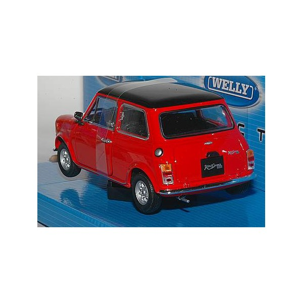 MINIATURE WELLY AUSTIN MINI COOPER 1/