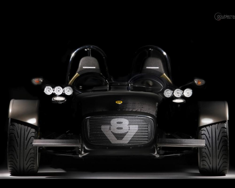 2008 RS Performance Caterham Seven - Front - 1280x960 - Wallpaper