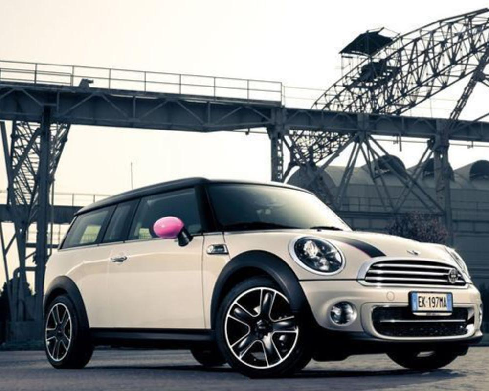 Mini Clubman - Top Speed