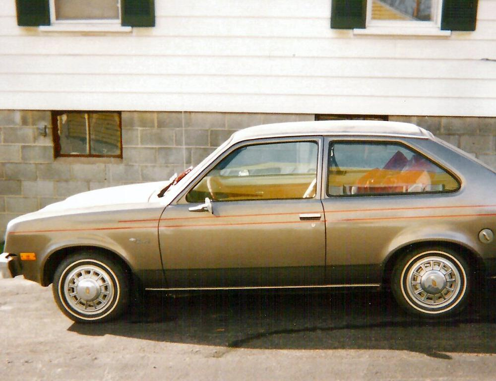 1976 Chevrolet Chevette - Pictures - Picture of 1976 Chevrolet ...