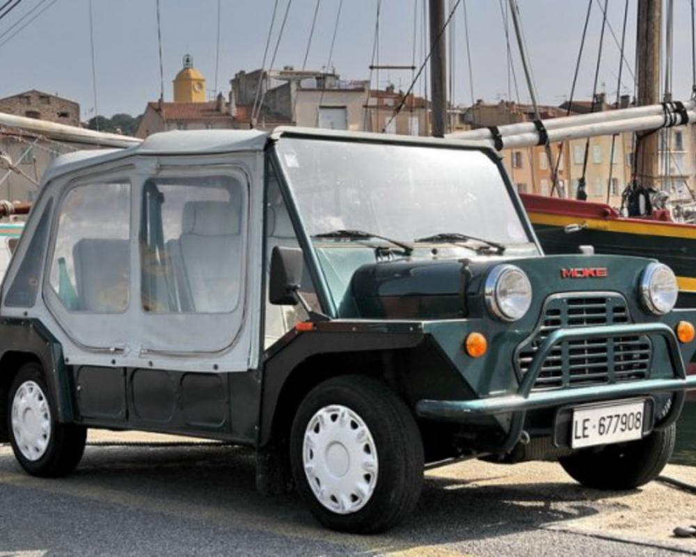 REPORT: Mini to debut off-road Moke concept in Detroit
