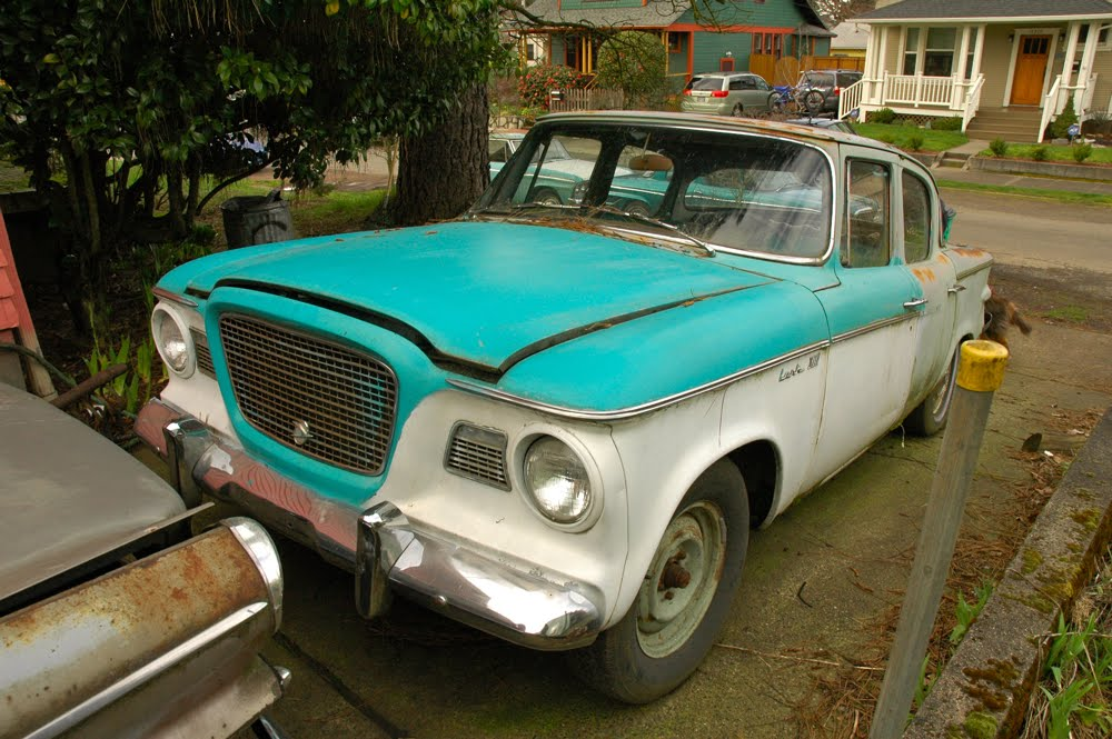 Studebaker Lark VIII 4 door sedan: Photo gallery, complete ...