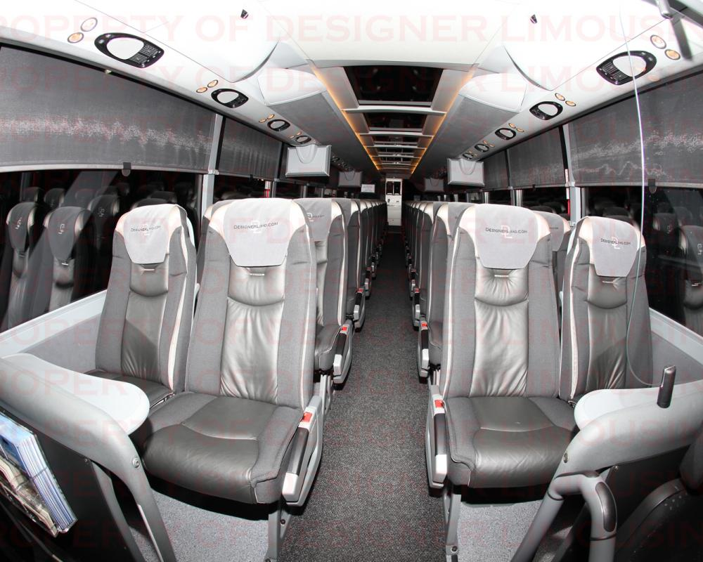 Setra Shuttle Bus Interior Picture Gallery