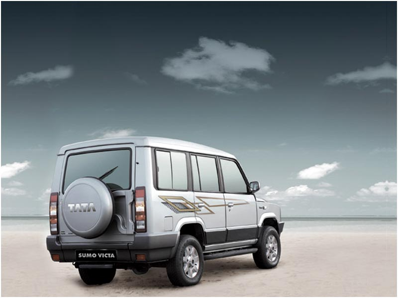 Tata Sumo EX 20 TDi: Photo gallery, complete information about ...