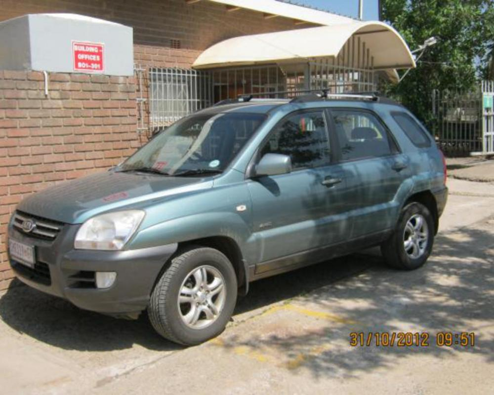 Kia Sportage 4x4 2.7 V6 Good condition - Midrand - Cars - Klayville