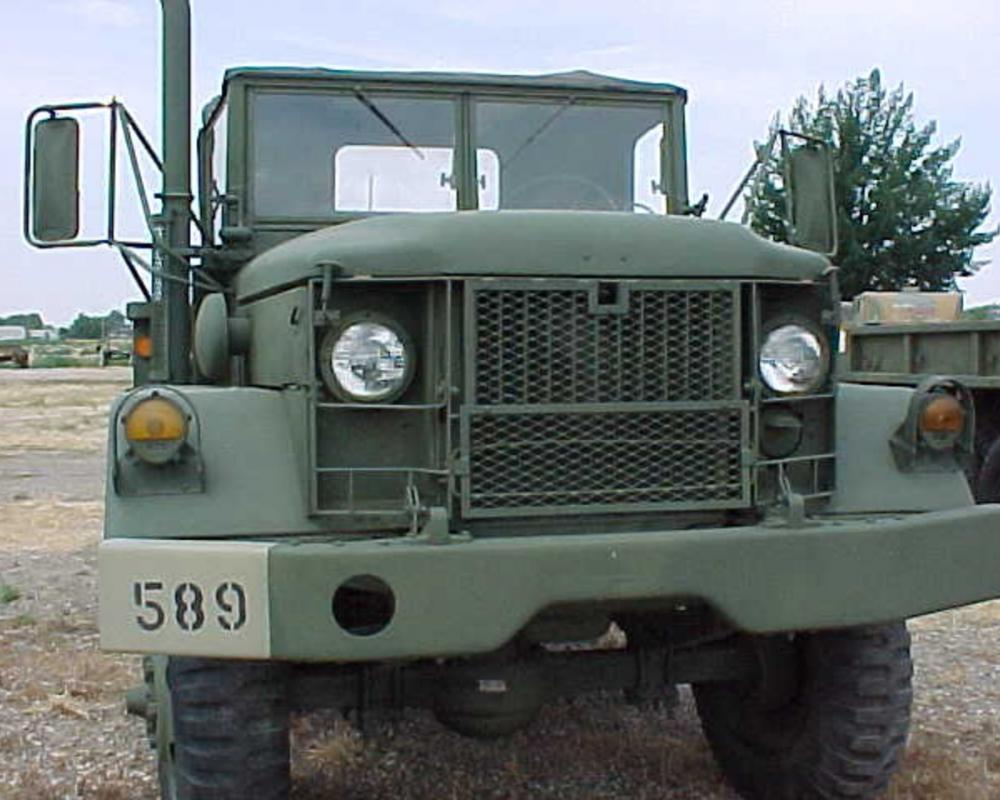 1972 AM General M35A2 6x6 - Hummer Forums by Elcova
