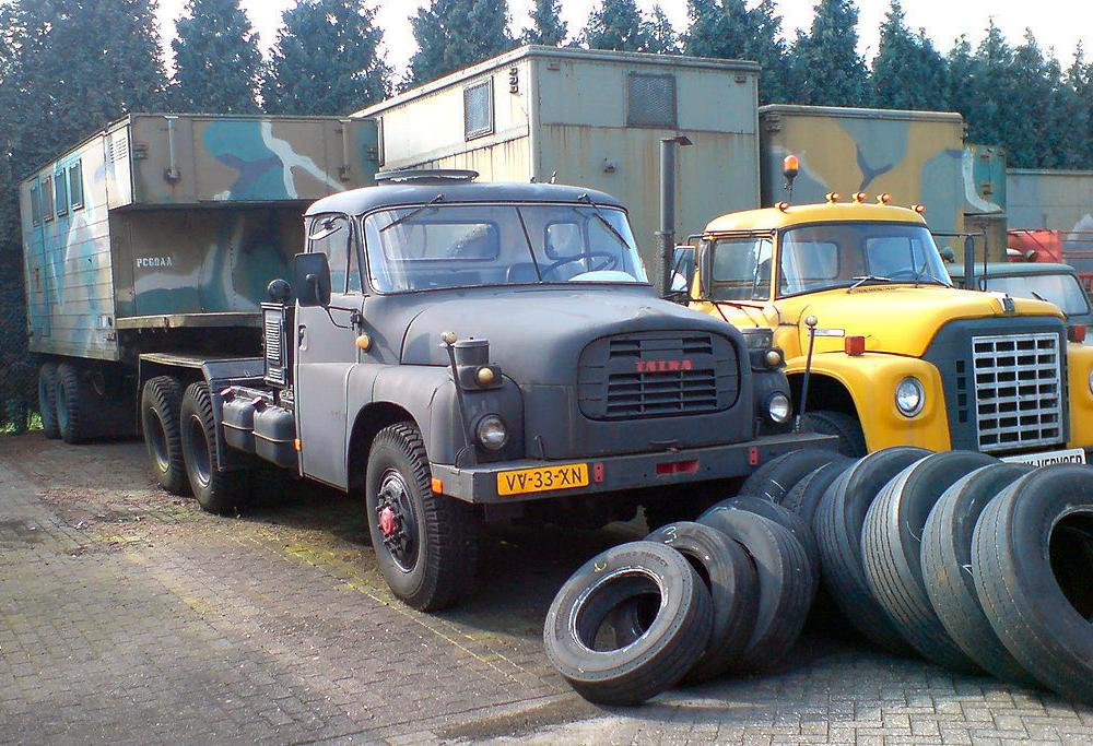 Tatra T 148 PPR S3 – The Netherlands