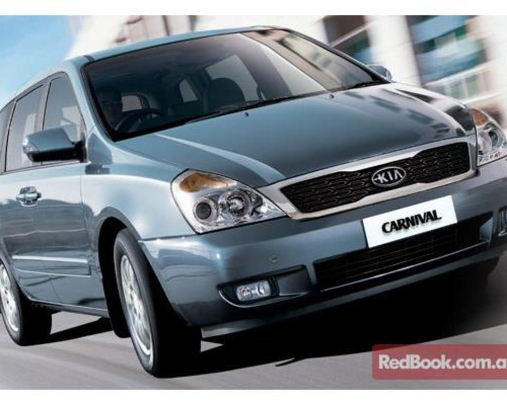 Kia Carnival News and Reviews | Find All the Kia Carnival Range on ...