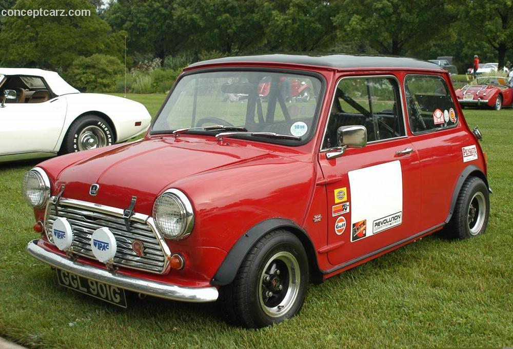 Auction results and data for 1969 Morris Mini Cooper (850 ...