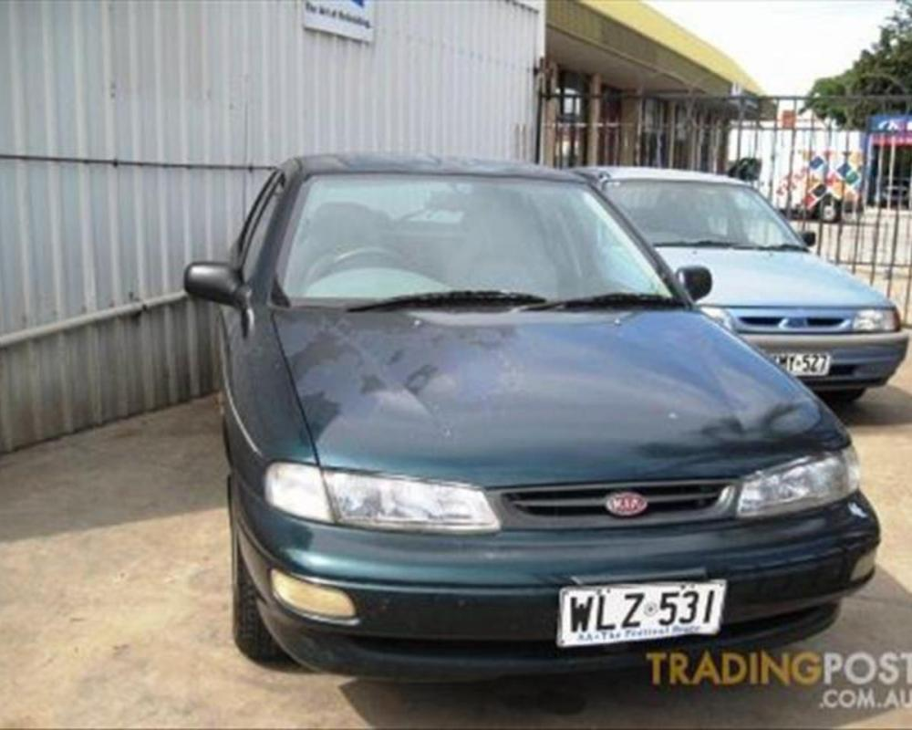 Used 1997 KIA MENTOR GLX 5D HATCHBACK for sale in Adelaide | Best ...