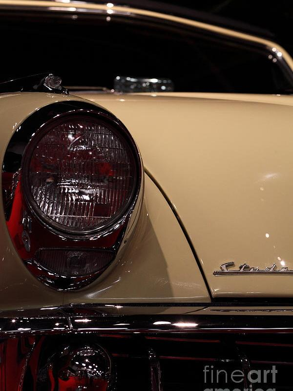 1952 Studebaker Commander Convertible - 5d20078 Photograph by ...