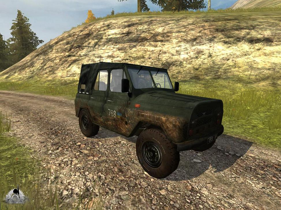 UAZ-3151 4x4 image - Point of Existence: 2 Mod for Battlefield 2 ...