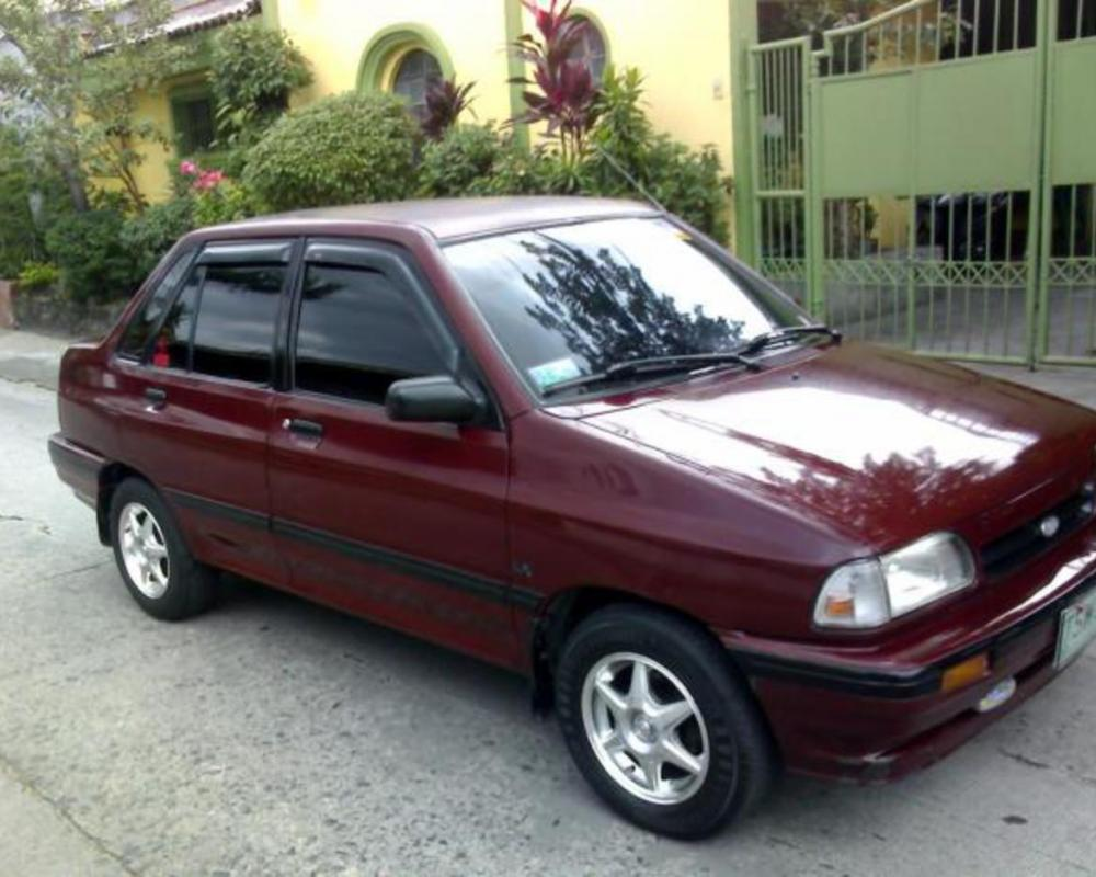 1995 KIA Pride LX for sale - Cainta - Cars - kia pride LX 1995