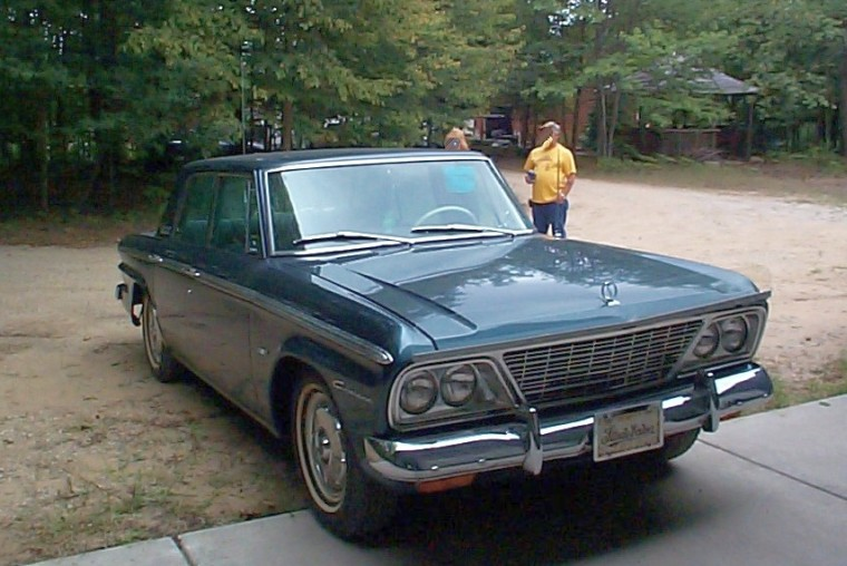 Front 1964 Studebaker Cruiser Car Photo | Studebaker Car Pictures