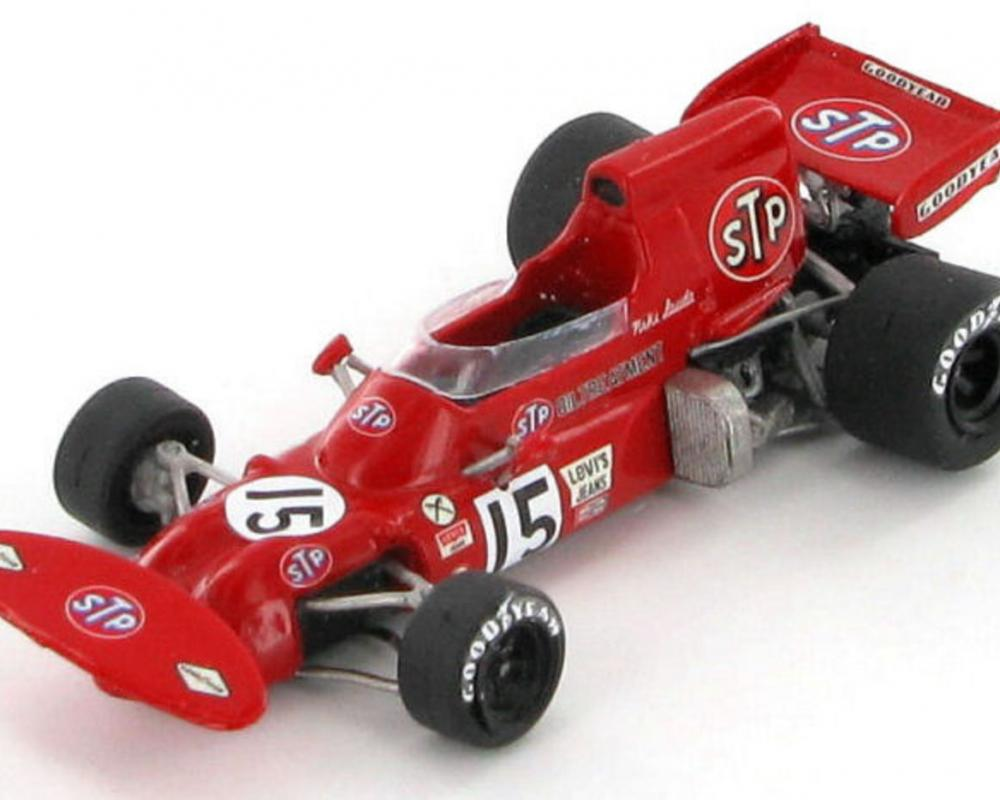 March 721 Ford Niki Lauda GP Argentina 1972 1 43