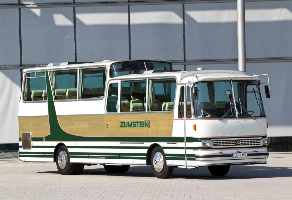Setra S 150 P (1967) (Gallery Photo #