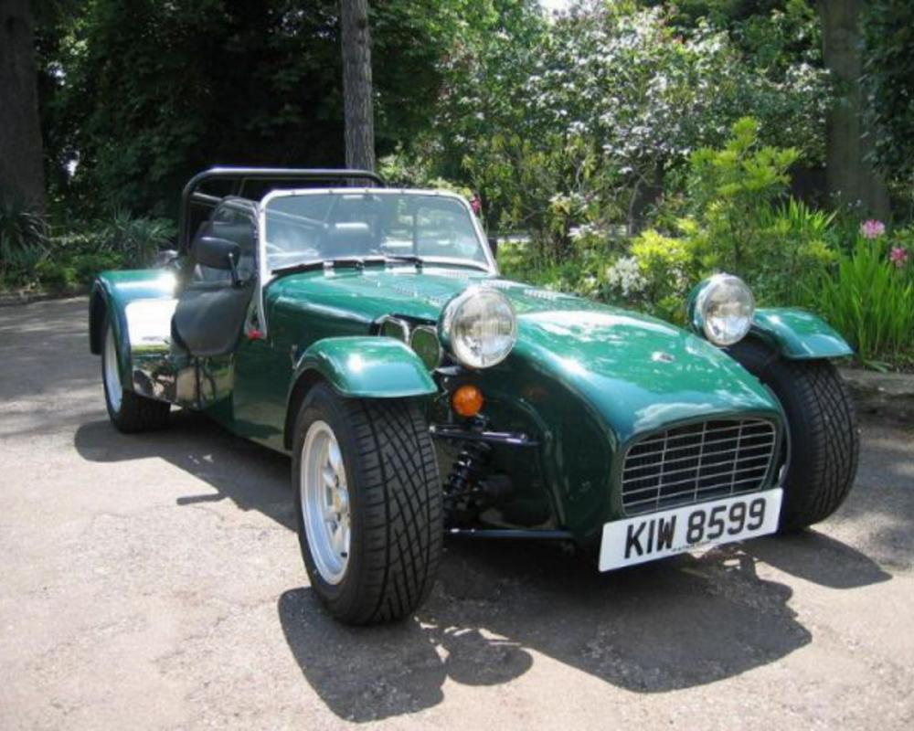 Caterham Supersprint - Previous and present - Gallery - 350Z & 370Z UK