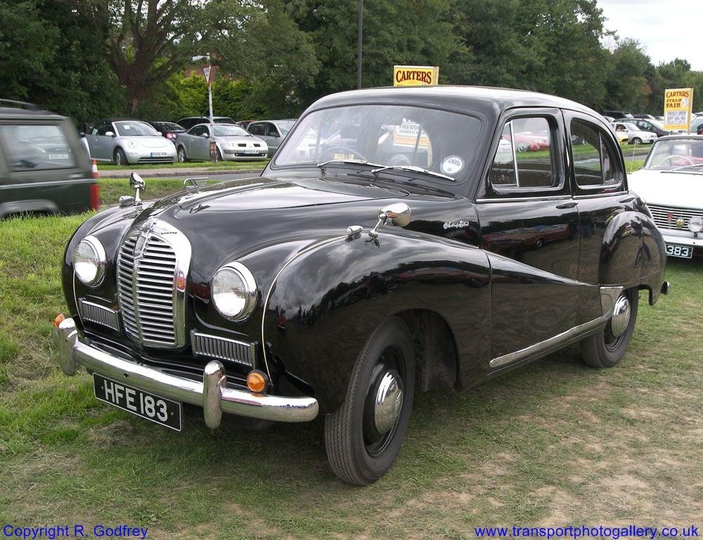 Austin A40 Somerset HFE 183 | Transport Photo Gallery