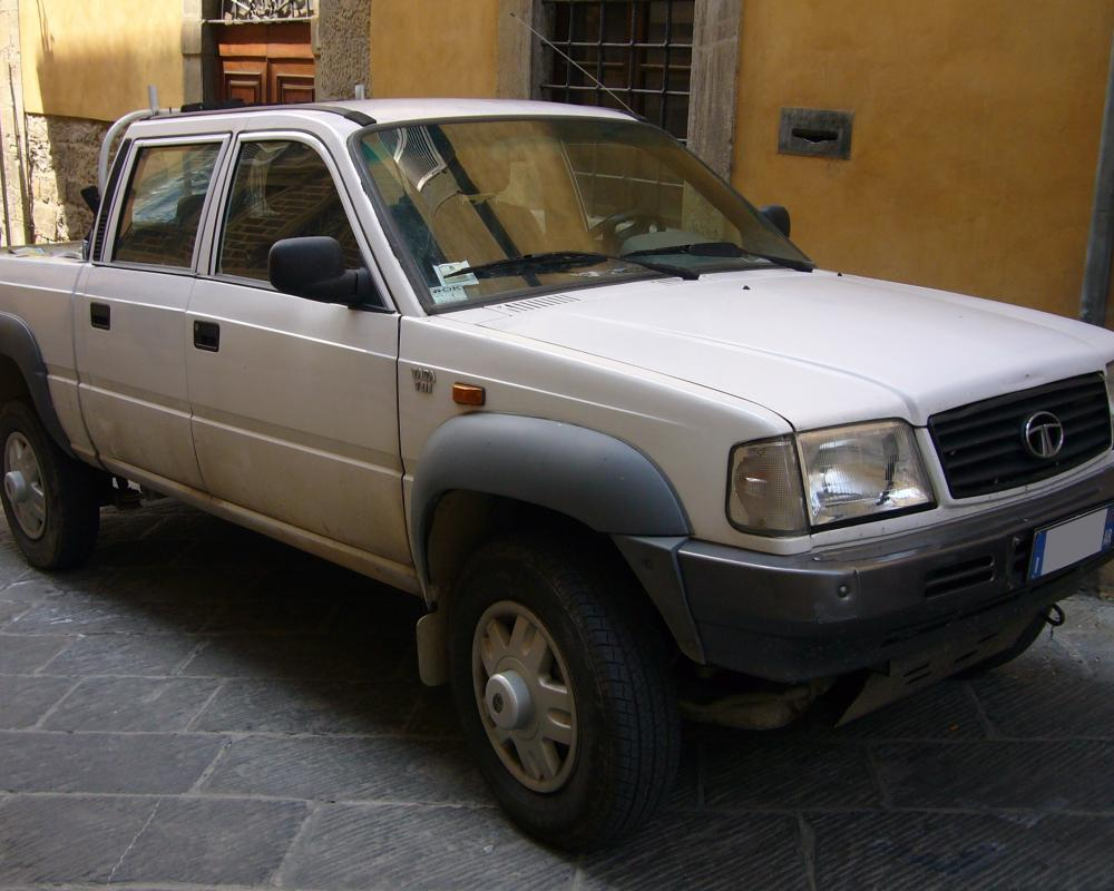 File:Tata Telcoline Pick-Up.jpg - Wikimedia Commons