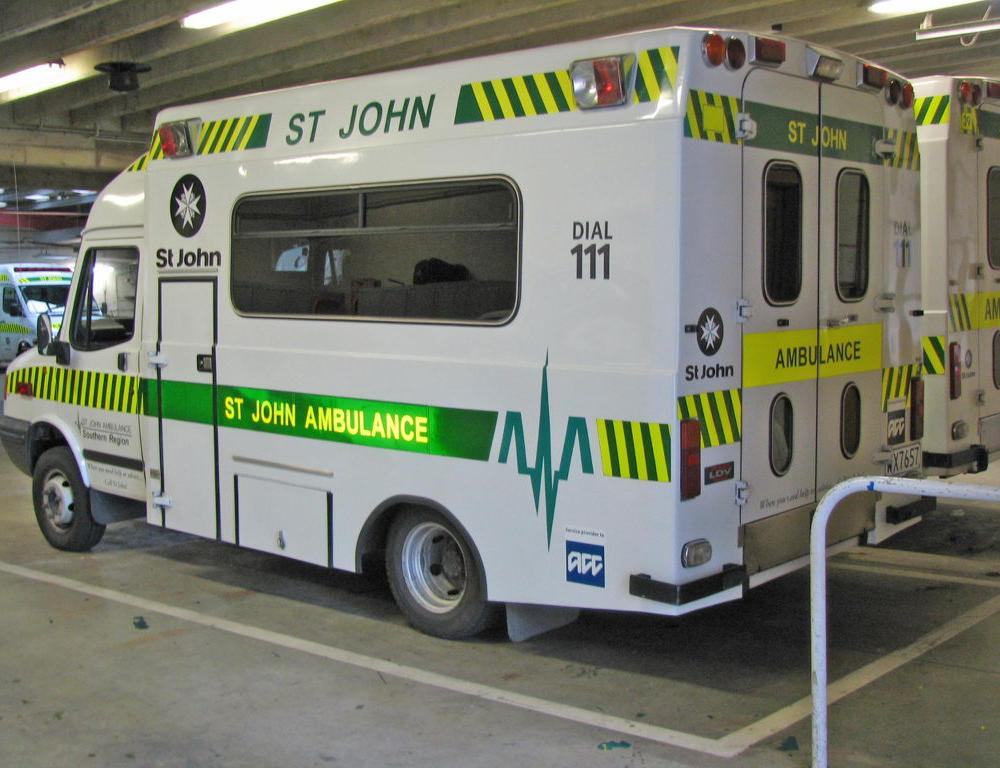 ExSouthern Region Ambulances