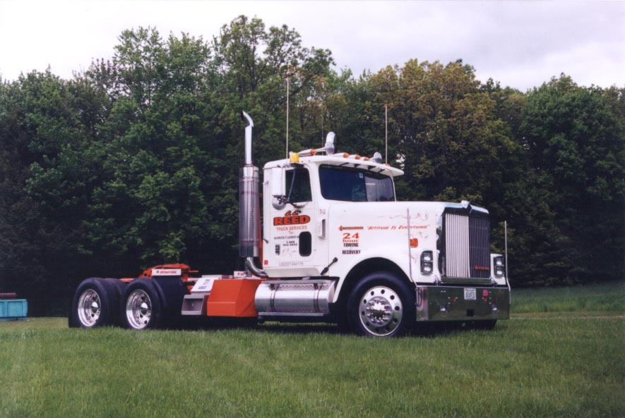 S.G. Reed Truck Services, Inc.