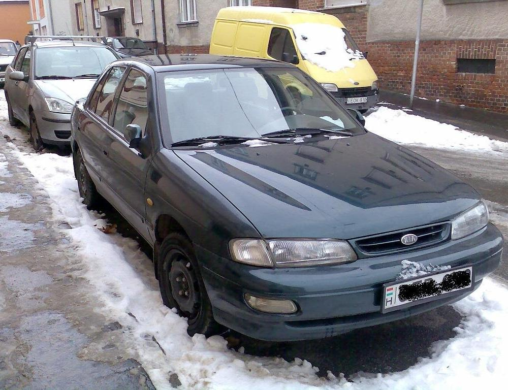 kia sephia sedan related images,101 to 150 - Zuoda Images