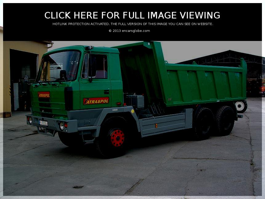 Tatra 815-2 S1: Photo gallery, complete information about model ...