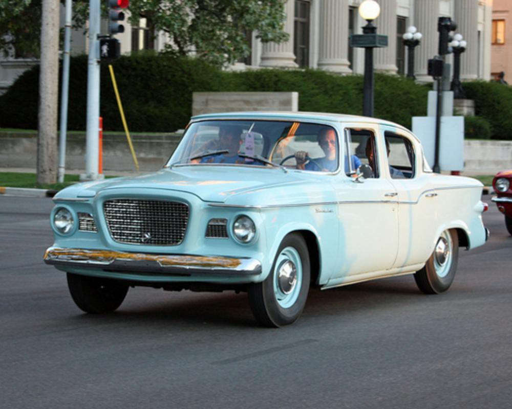Studebaker Lark VIII 4 door sedan Photo Gallery: Photo #12 out of ...