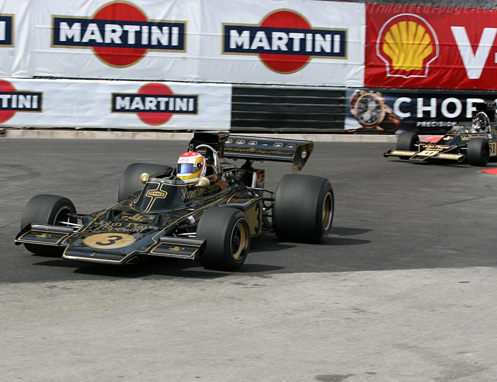 Lotus 72 Cosworth - High Resolution Image (9 of 18)