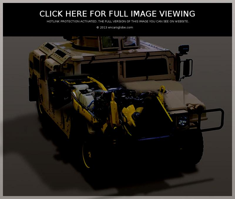 AM General HMMWV M1114: Photo gallery, complete information about ...