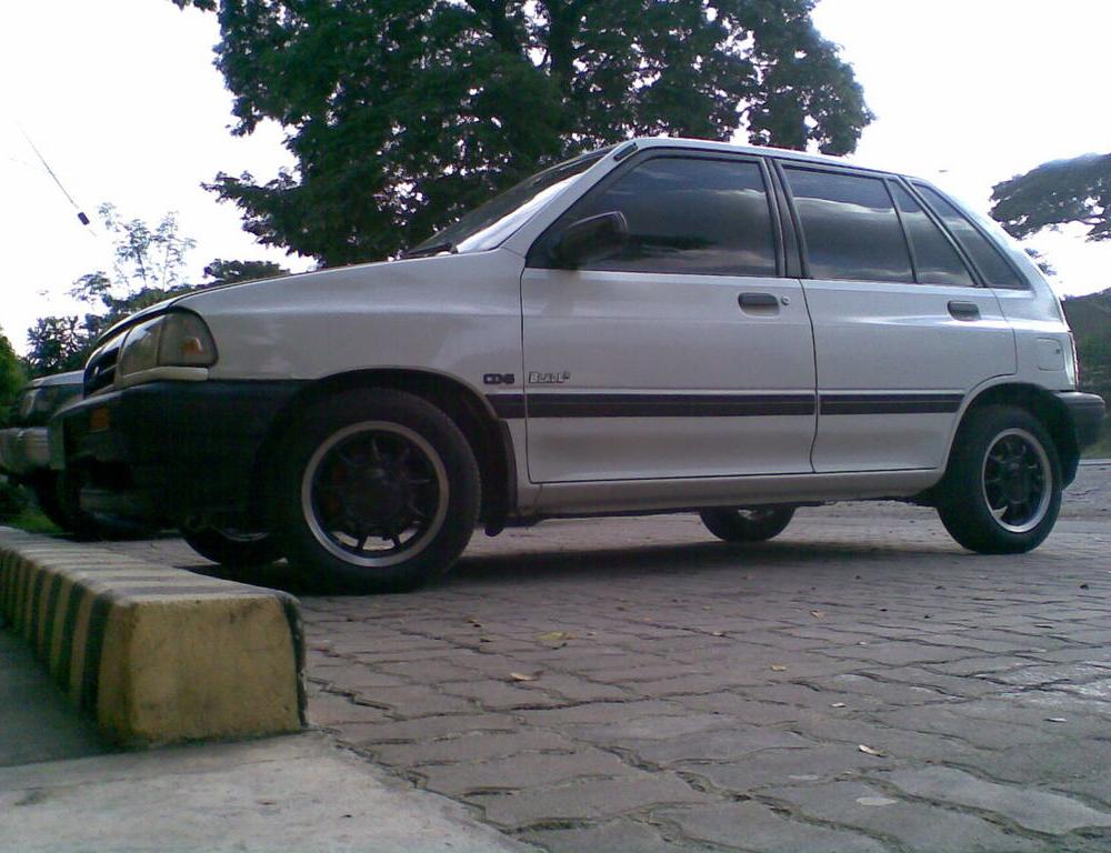 1997 Kia Pride - Tabuk City, owned by hunkdemonz Page:1 at Cardomain.