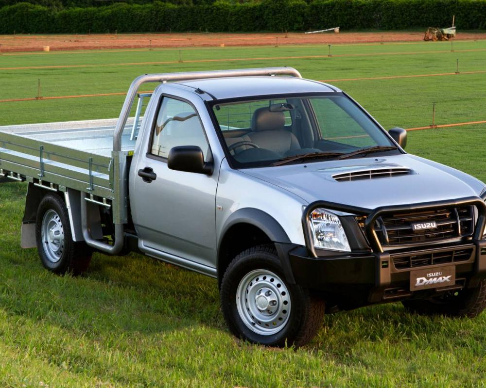 Isuzu Ute Australia planning new D-Max-based SUV - Photos (2/7 ...