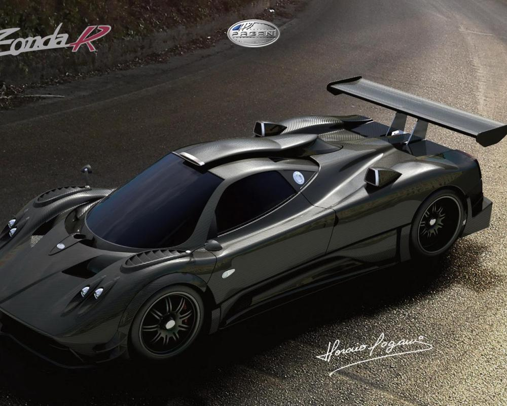10 The Most Expensive Cars Of All Time Pagani Zonda – Random Story ...