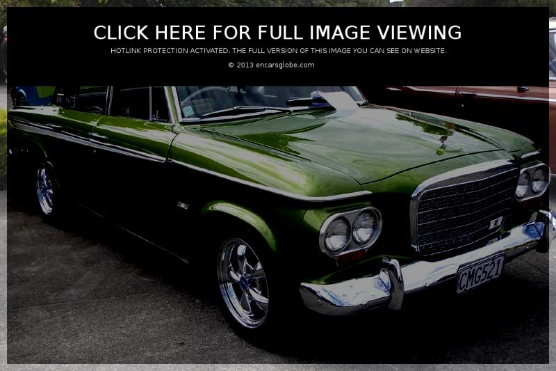 Studebaker Cruiser: Description of the model, photo gallery ...