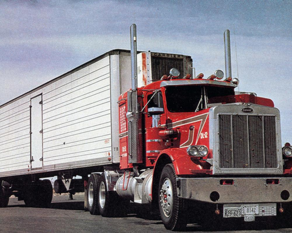 Peterbilt 359 California Special: Photo gallery, complete ...