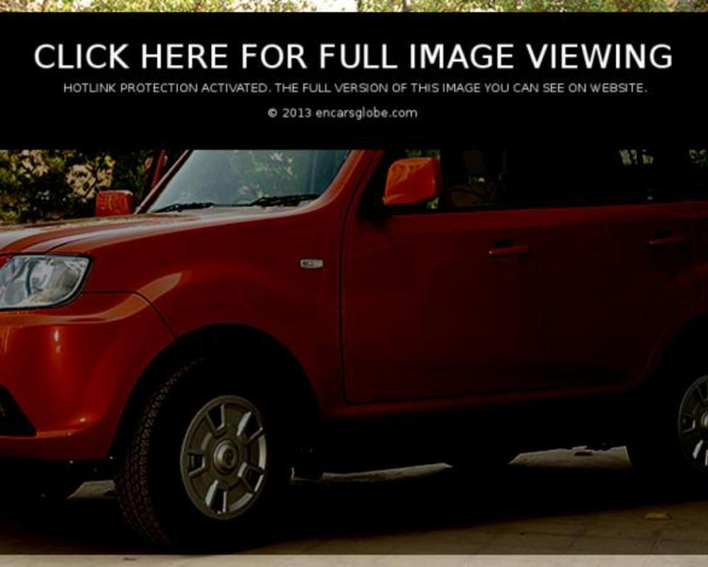 Tata Sumo EX 20 TDi Photo Gallery: Photo #10 out of 11, Image Size ...