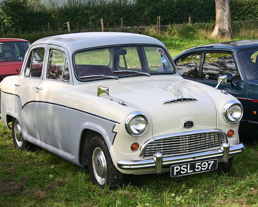 File:Austin A55 Cambridge front.jpg - Wikimedia Commons