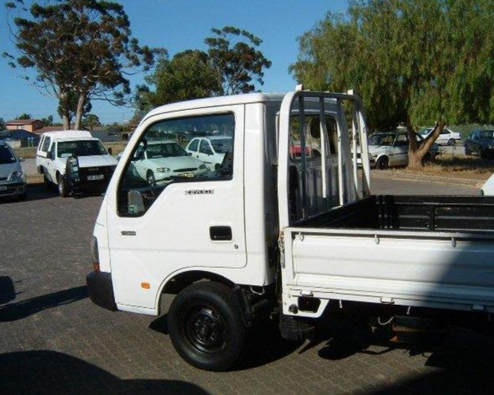 Kia 2.7D, K2700ii, White, 2002 model, R45000 - Alberton ...