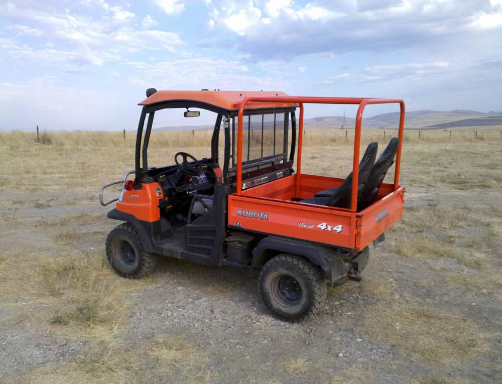 Our Kubota RTV 900 - Pirate4x4.Com : 4x4 and Off-Road Forum