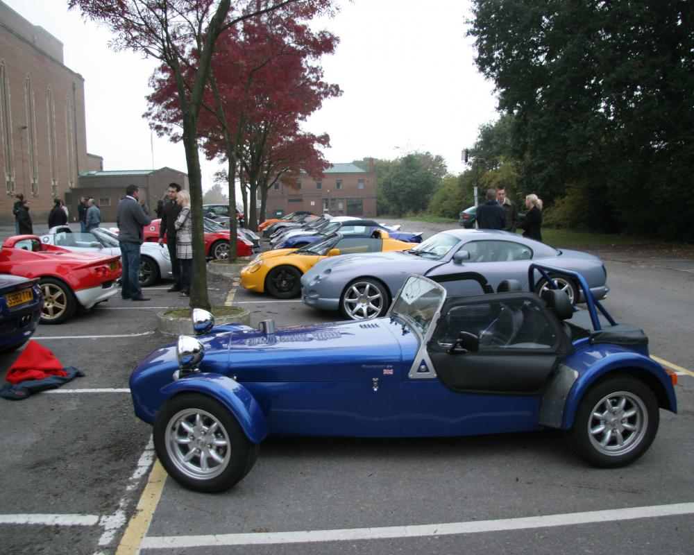 File:Caterham Seven at Guildford - Flickr - exfordy.jpg ...