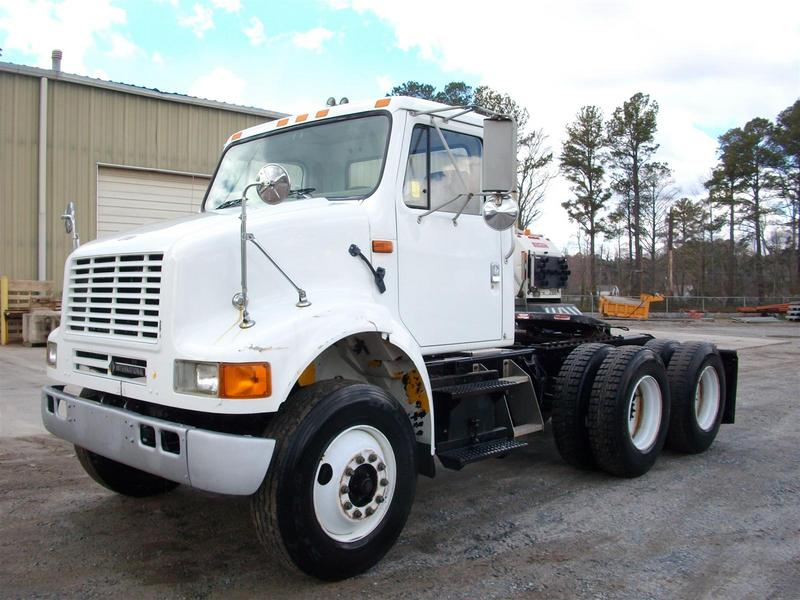 INTL 8100 - 1998 INTERNATIONAL 8100 T/A DAYCAB FOR SALE IN ...