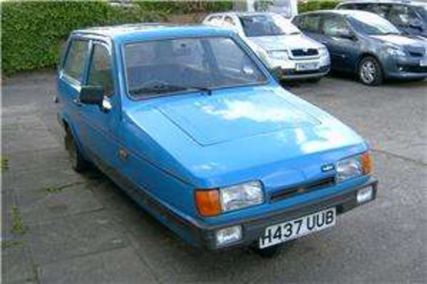 Sold or Removed: Reliant Rialto Estate SE (Car: advert number ...