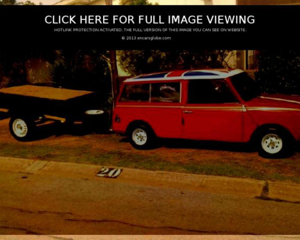 Mini Clubman Estate 1100 Photo Gallery: Photo #07 out of 10, Image ...