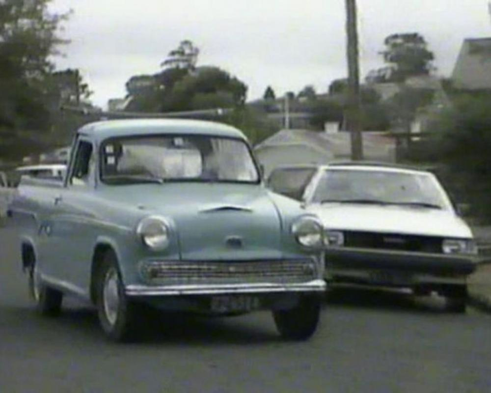 "IMCDb.org: 1964 Austin A60 ½-Ton Pickup [HK6] in ""Children of the ..."